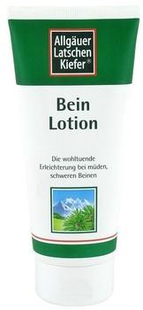 Allgäuer Latschenkiefer Bein Lotion 200 ml