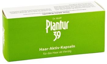 Plantur 39 Haar Aktiv Kapseln (60 Stk.)