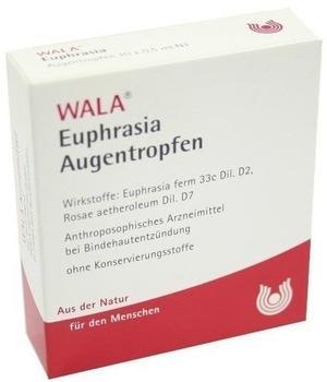 Wala-Heilmittel Euphrasia Augentropfen (10 x 0,5 ml)