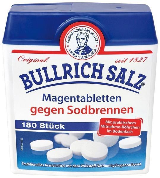 Dr Krauss & Dr Beckmann KG BULLRICH SALZ