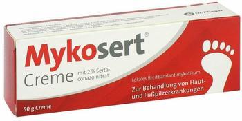 Dr R Pfleger MYKOSERT Creme 50 g