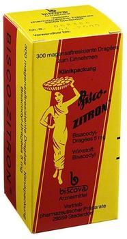 Bisco Zitron Dragees (300 Stk.)
