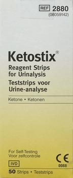 Ascensia Ketostix Teststreifen (50 Stk.)