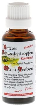 Ihrlich Maria Treben Bitterer Schwedentropfen Konzentrat alkoholfrei (30 ml)