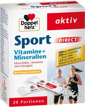 Doppelherz Sport Direct Vitamine+mineralien 20 Stk.