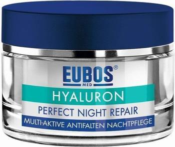 Eubos Hyaluron Perfect Night Repair Creme (50ml)