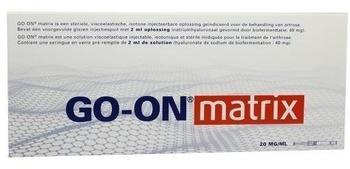Meda Pharma GmbH & Co. KG GO-ON Matrix