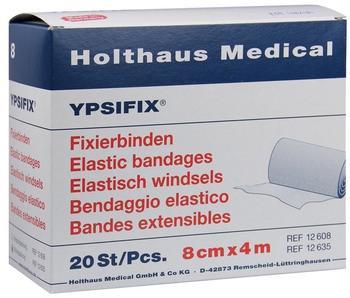 Holthaus Ypsifix 8 cm x 4 m Fixierbinde Lose (20 Stk.)