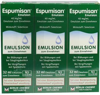 Espumisan Emulsion (3 x 32 ml)