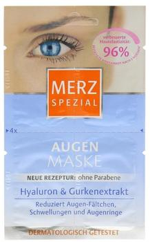 Merz Spezial Augen Maske Hyaluron + Gurkenextrakt Maske (4ml)