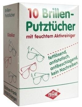 Büttner-Frank Brillenputztücher (10 Stk.)