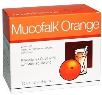 Mucofalk Orange Granulat Beutel (20 Stk.)
