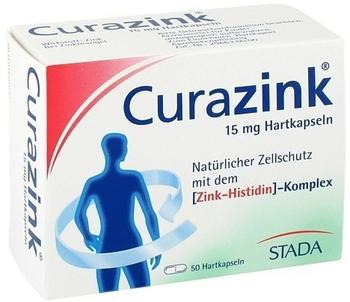 Curazink Kapseln (50 Stk.)