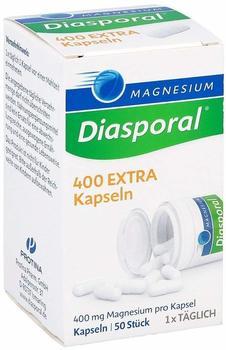Protina Magnesium Diasporal 400 Extra Kapseln (50 Stk.)