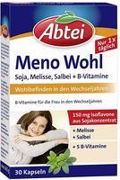 Omega Pharma Deutschland GmbH ABTEI Meno Soja Plus Melisse+Salbei Kapseln 30 St
