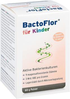 Intercell Pharma Bactoflor für Kinder Pulver (60 g)