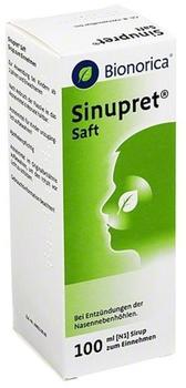 Sinupret Saft (100 ml)