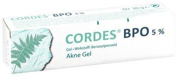 Cordes Bpo 5% Gel (30 g)