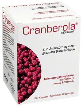 Arkopharma Cranberola Kapseln (180 Stk.)