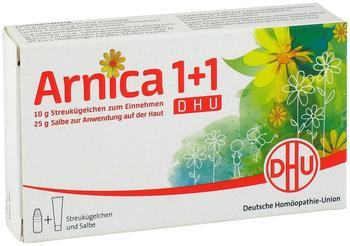 Arnica Arnica 1+ 1 Kombipackung