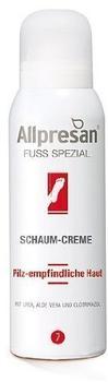 Allpresan Fuss spezial Original Schaum-Creme Pilz-empfindliche Haut (125 ml)