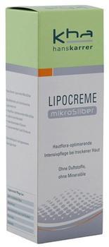Hans Karrer Lipocreme Mikrosilber (200ml)