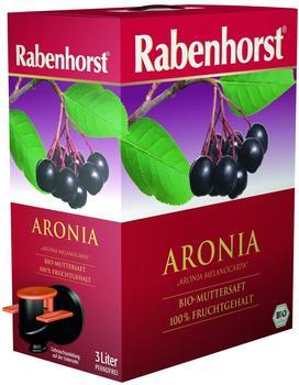 Rabenhorst Aronia-Direktsaft (3l)