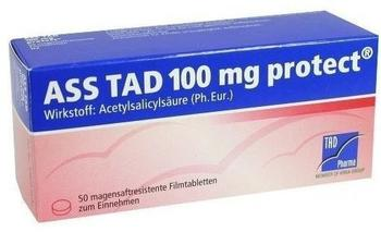ASS 100 mg Protect Tabletten magensaftresistent (50 Stk.)