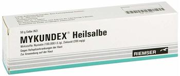 RIEMSER Pharma GmbH MYKUNDEX Heilsalbe 50 g