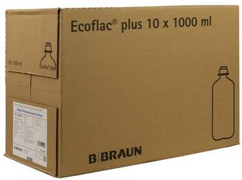 B. Braun Ringer Lösung Ecoflac Plus (10x1000 ml)