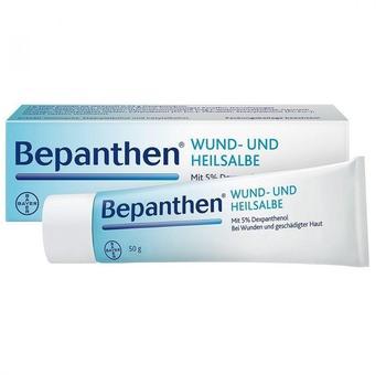 Bepanthen Wund- und Heilsalbe (50 g)