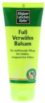 Allgäuer Latschenkiefer Fuß Verwöhnbalsam (100 ml)