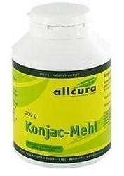 Allcura Konjac Mehl (200 g)