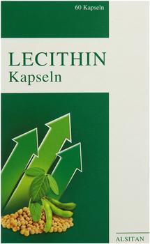 Lecithin Kapseln biolog. (60 Stk.)