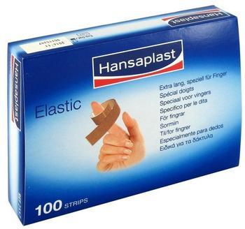 Hansaplast Elastic Fingerverband 12 x 2 cm (100 Stk.)