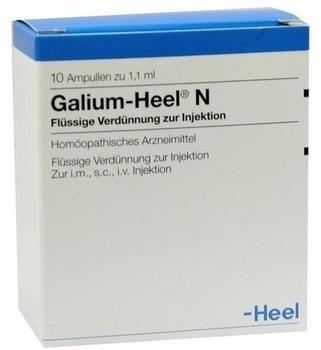 Heel Galium Heel N Ampullen (10 Stk.)