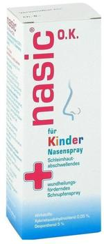 Nasic für Kinder O.K. Nasenspray (10 ml)