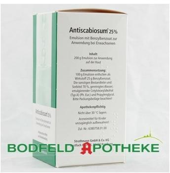 Antiscabiosum 25% Emulsion (200 g)