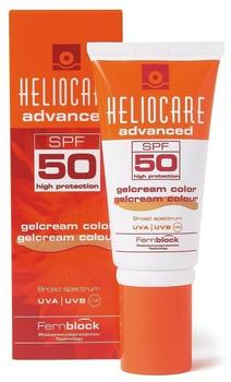 Heliocare Color Brown Gelcream SPF 50 (50 ml)