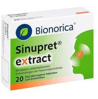 Sinupret Extract Tabletten (20 Stk.)