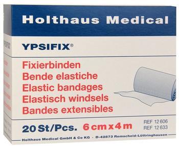 Holthaus Ypsifix 6 cm x 4 m Fixierbinde Lose (20 Stk.)