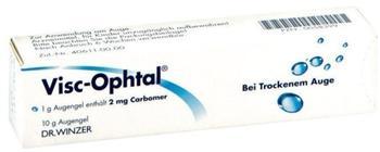 Dr Winzer Pharma GmbH Visc Ophtal Augengel 10 g