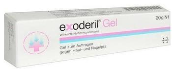 MEDICE EXODERIL GEL 20 g