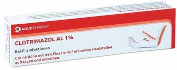 Clotrimazol Al 1% Creme (20 g)
