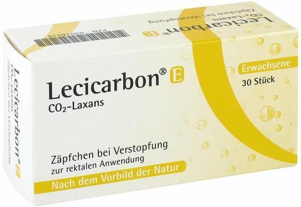 Lecicarbon E CO2-Laxans