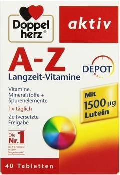 Doppelherz A-Z Depot Tabletten (40 Stk)