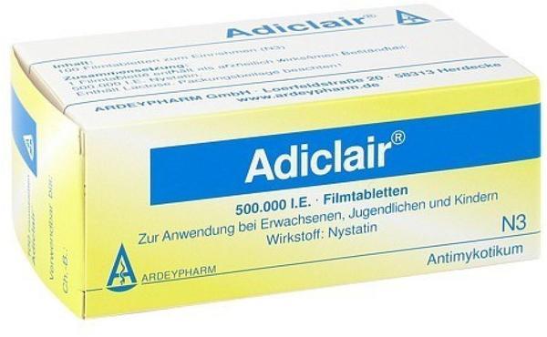 Adiclair Tabletten (100 Stk.)