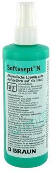 B. Braun Softasept N farblos Sprühflasche (250 ml)