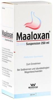 Maaloxan 25 mVal Suspension (250 ml)