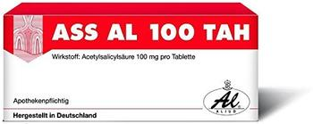 ASS Al 100 TAH Tabletten (50 Stk.)